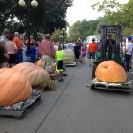 Iowa State Fair Giant Pumpkin